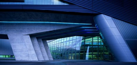 BMW Central Building - Architecture - Zaha Hadid Architects | Innovative Design | Scoop.it