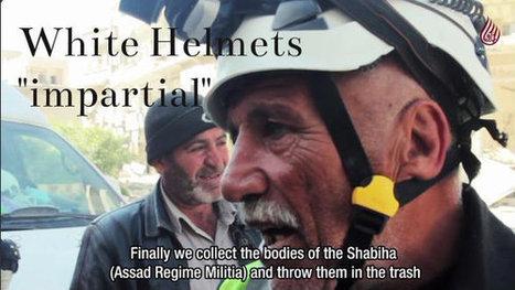 Video: Syria's White Helmets exposed   Saif al Islam   Scoop.it