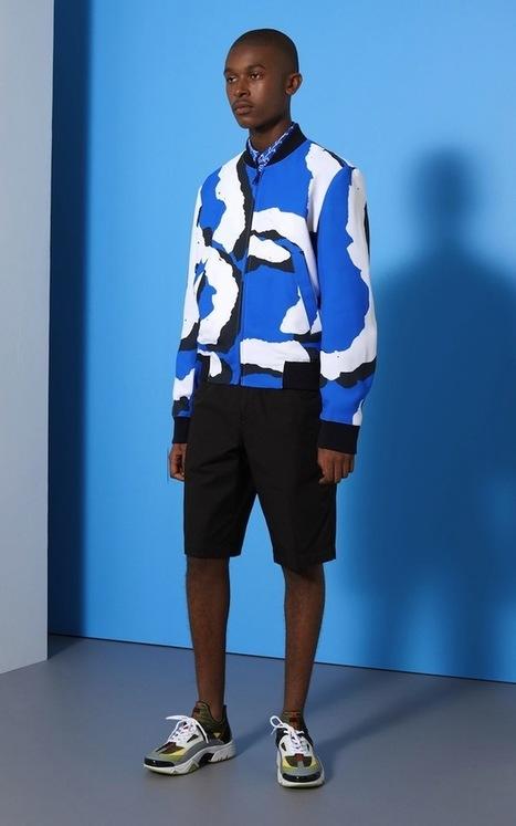 Look du jour : Bombers Kenzo | Le blog mode de l'homme urbain | Scoop.it