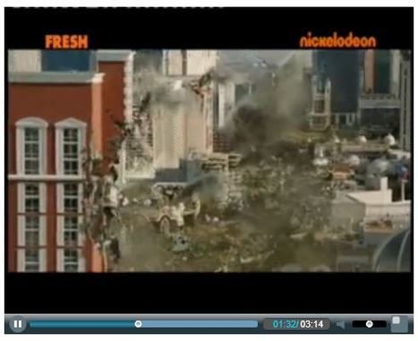 Fresh - Nickelodeon   Godzilla - TV & Web Coverage   Scoop.it