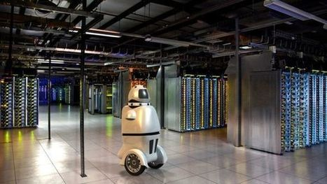 RAMSEE Is A Security Guard Robot With Infrared Vision   Artificial Intelligence and Robotics   Scoop.it