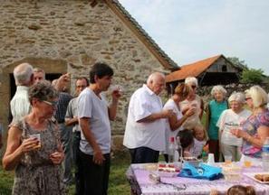Rocamadour. Blanat a retrouvé son four à pain | Autour de Carennac et Magnagues | Scoop.it