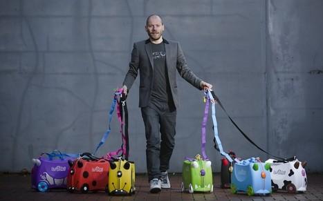 Celebrity designers rally round Trunki - Telegraph | Ellis IP | Scoop.it