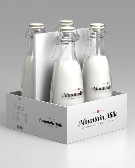 Dis Papa, c'est quoi cette bouteille de lait ? - Communication Agroalimentaire | Communication Agroalimentaire | Scoop.it