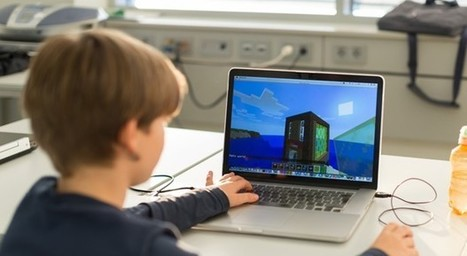 What Kids Learn When They Play Minecraft | Learning | Transmedia Learning | Scoop.it