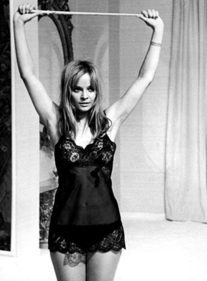 Laura Antonelli - Venus in Furs | Lingerie Love | Scoop.it