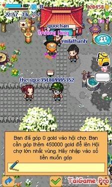 Nâng cấp hội chợ trong Ngôi Làng Của Gió   Tải game phá đảo VTC-Game chiến thuật cho Android   Scoop.it
