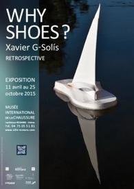 Le Musée International de la Chaussure | Why Shoes? - Xavier G-Solís | design exhibitions | Scoop.it