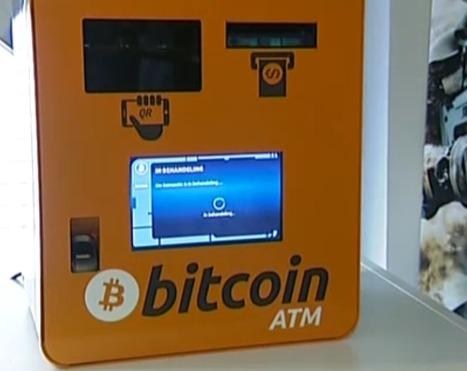 Hoe ziet een bitcoin-automaat met virtueel geld er nu uit? | ten Hagen on Social Media | Scoop.it
