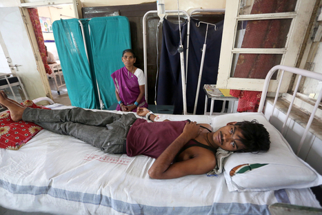 #India's #HeatWave: How Extreme Heat Ravages the Body over 2000 dead #climate | Messenger for mother Earth | Scoop.it