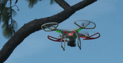 Hacking Team a travaillé sur des drones capables de pirater le Wi-Fi | Libertés Numériques | Scoop.it