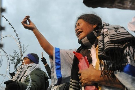 Women Are the Backbone of the Standing Rock Movement | Coffee Party Feminists | Scoop.it