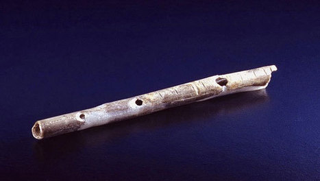 Cavemen's musical instruments date back 40,000 years   Global Music Scoop   Scoop.it