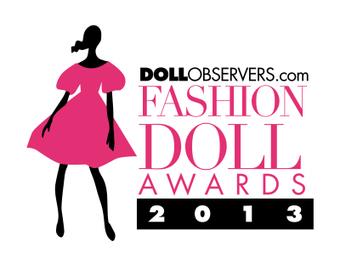 The Second Annual DollObservers.com Fashion Doll Awards 2013 - Doll Observers | Fashion Dolls | Scoop.it