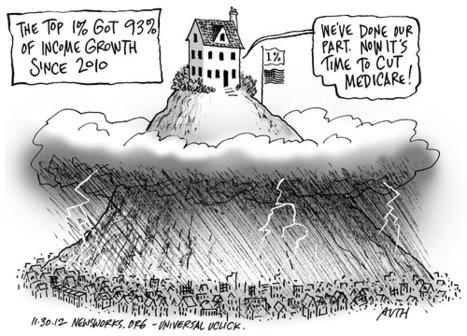 Tony Auth by Tony Auth, November 30, 2012 Via @GoComics | Deliberating Violent Revolution | Scoop.it