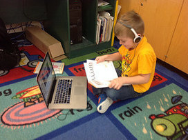 My Reading Buddy Lives 1000 Miles Away   School libraries for information literacy and learning!   Scoop.it