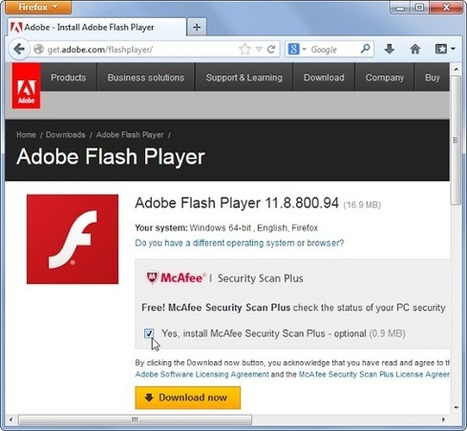 Como evitar la instalacion de programas basura al descargar Gratis   informatica   Scoop.it