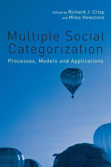 Mixed Race Studies » Scholarly Perspectives on Mixed-Race » Multiple Social Categorization: Processes, Models and Applications | Mixed American Life | Scoop.it