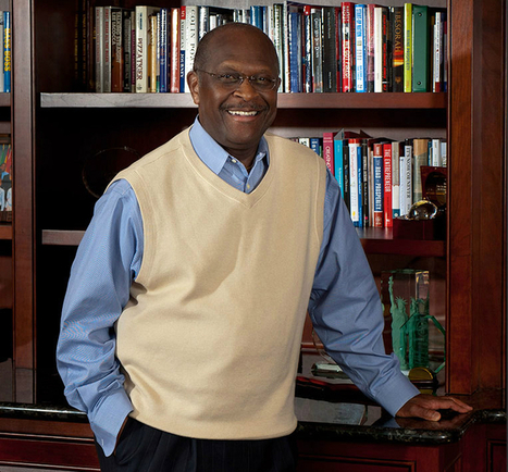 Herman Cain Bio - WSB Radio | Rádio | Scoop.it