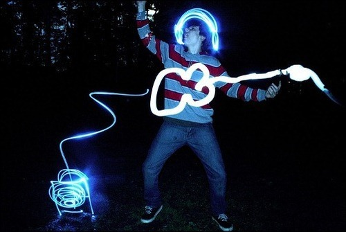 Seriously Awesome Light Painting Photography Collections – tripwire magazine