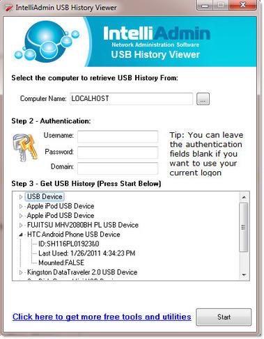 Voir et nettoyer l'historique de connexion des périphériques USB | Time to Learn | Scoop.it