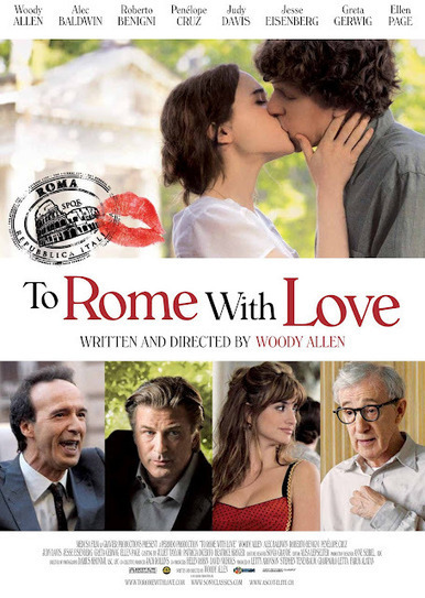 Free Movie Download: To Rome with Love (2012) | HD DVD rip Movie | Free Download | influences | Scoop.it