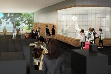 Japan to open first hotel entirely operated by robots | Open innovation | Scoop.it