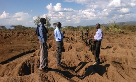 Kenya's youth use mapping technology to combat soil erosion - Global Landscapes Forum | Warsaw | Extreme Environments in the news | Scoop.it