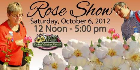 Bushnell and Sierra Foothills Rose Society's Annual Rose Show | Annie Haven | Haven Brand | Scoop.it