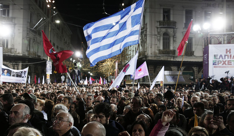 Greece – What You are not Being Told by the Media - NationofChange | Global politics | Scoop.it