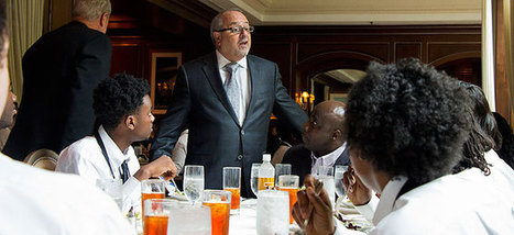 Teach the Need trains high school students hospitality skills - Charleston City Paper | Developing Job and Career Skills | Scoop.it