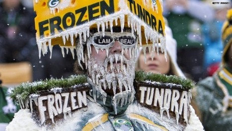 Frozen tundra! 5 coldest games in NFL history - HLNtv.com | Current Events and History | Scoop.it