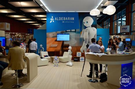 A Innorobo, le robot Pepper d'Aldebaran fait tourner toutes les têtes | Innovations urbaines | Scoop.it