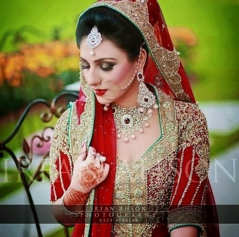 Trendy Indian And Pakistani Makeup Ideas For Young Brides From 2014 | Women Fashion | Women fashion | Scoop.it