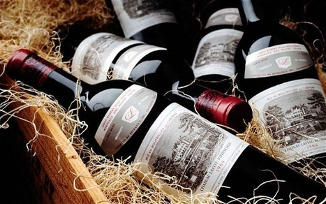 10,000 bottles of red wine found in abandoned Chinese house | Vitabella Wine Daily Gossip | Scoop.it