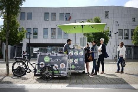 Les Boîtes à Vélo : un collectif d'entrepreneurs nantais à bicyclette | 694028 | Scoop.it