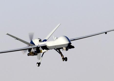 Des drones bâtisseurs de pont   Dans l'actu   Doc' ESTP   Scoop.it