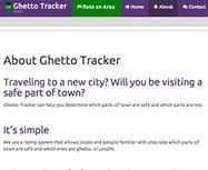 The Real Problem With a Service Called 'Ghetto Tracker' | Mrs. Watson's Class | Scoop.it