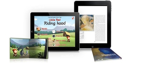 Digital book publishing, epub creation - Aquafadas | publishing | Scoop.it