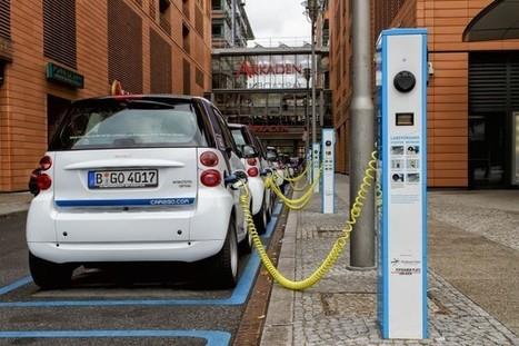 Allemagne : 4000 € d'aide pour l'achat d'une voiture électrique | Biodiversité & Relations Homme - Nature - Environnement : Un Scoop.it du Muséum de Toulouse | Scoop.it