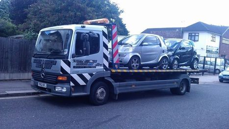 Car and Vehicle Recovery Companies in Essex | essexvehiclerecovery | Scoop.it