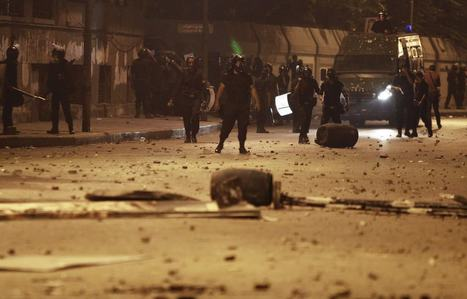 Egypt police kill 34, torture 88 under Mursi: Report   Human Rights and the Will to be free   Scoop.it