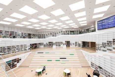 [Bibliothèque] Une bibliothèque suédoise primée au World Architecture Forum | Communication - Edition_Mode Pause | Scoop.it