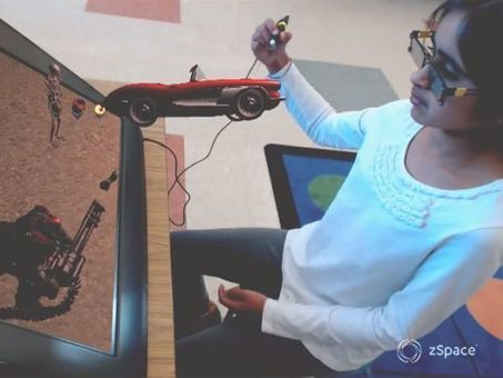 Virtual reality tool making its way into classrooms | Augmentation in Education | Scoop.it