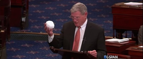 Climate Denier James Inhofe Is a Godsend to Democrats in 2016 | Sustaining Values | Scoop.it