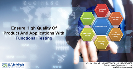 Functional Testing Services | Quality Assuarnce Testing | Scoop.it