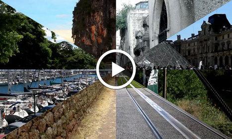 MOVE : la vidéo qui vous transporte dans 11 pays en une minute chrono | Fresh from Edge Communication | Scoop.it