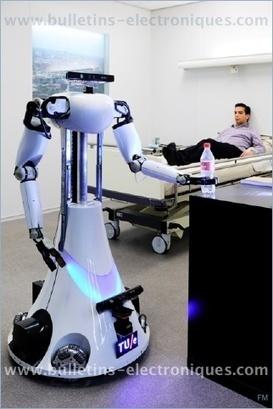 Plans détaillés de robots : une banque de données en ligne, lancée par l'université technique d'Eindhoven | Les R&D | Scoop.it