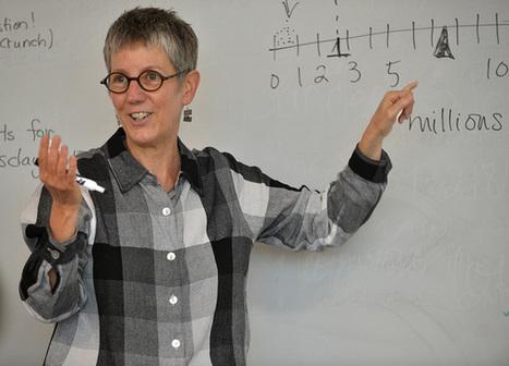 Los Medanos College's unique math program boosts students' probability of success ~ Contra Costa Times   :: The 4th Era ::   Scoop.it