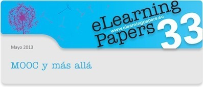 Nueva edición de eLearning Papers dedicada a los MOOC | e-learning y moodle | Scoop.it